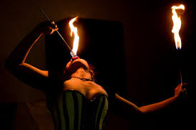 big top flames